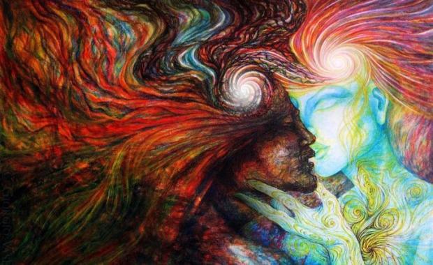 Spiritually transformative experience