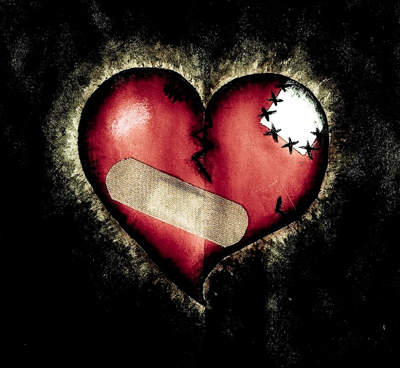 Broken-heart-loss
