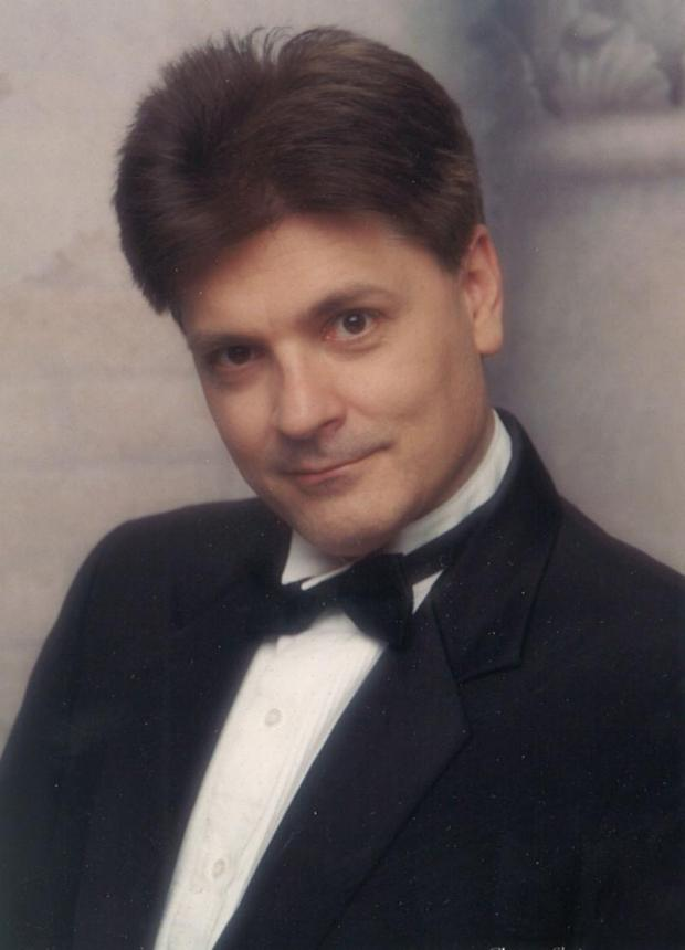 Martin Manley at 44